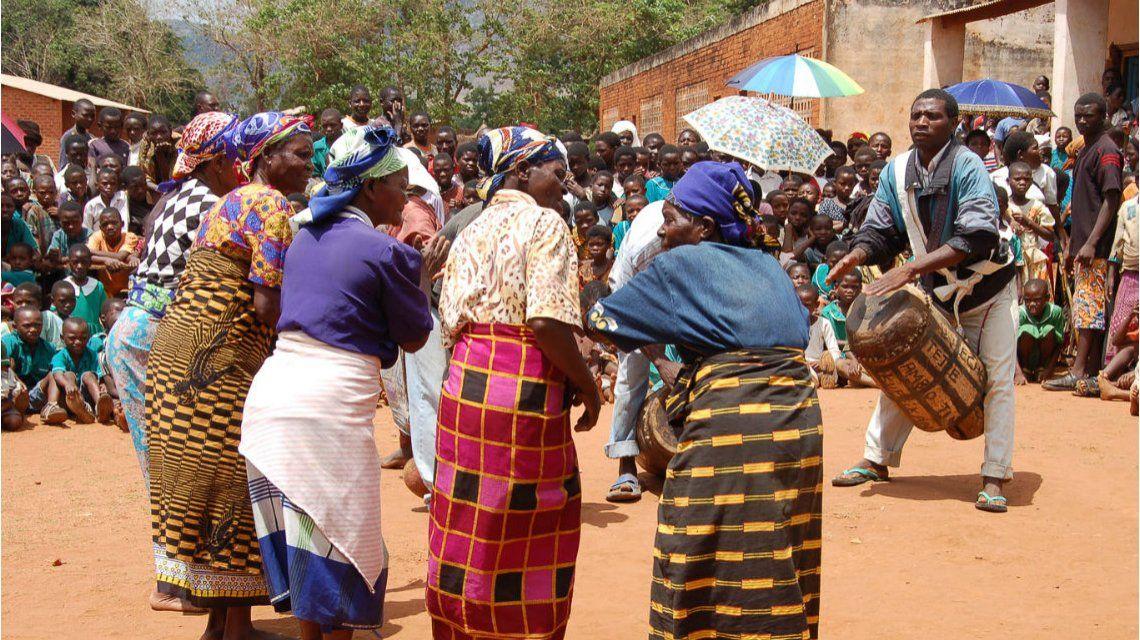 El rebrote de vampirismo tiene en vilo a Malawi