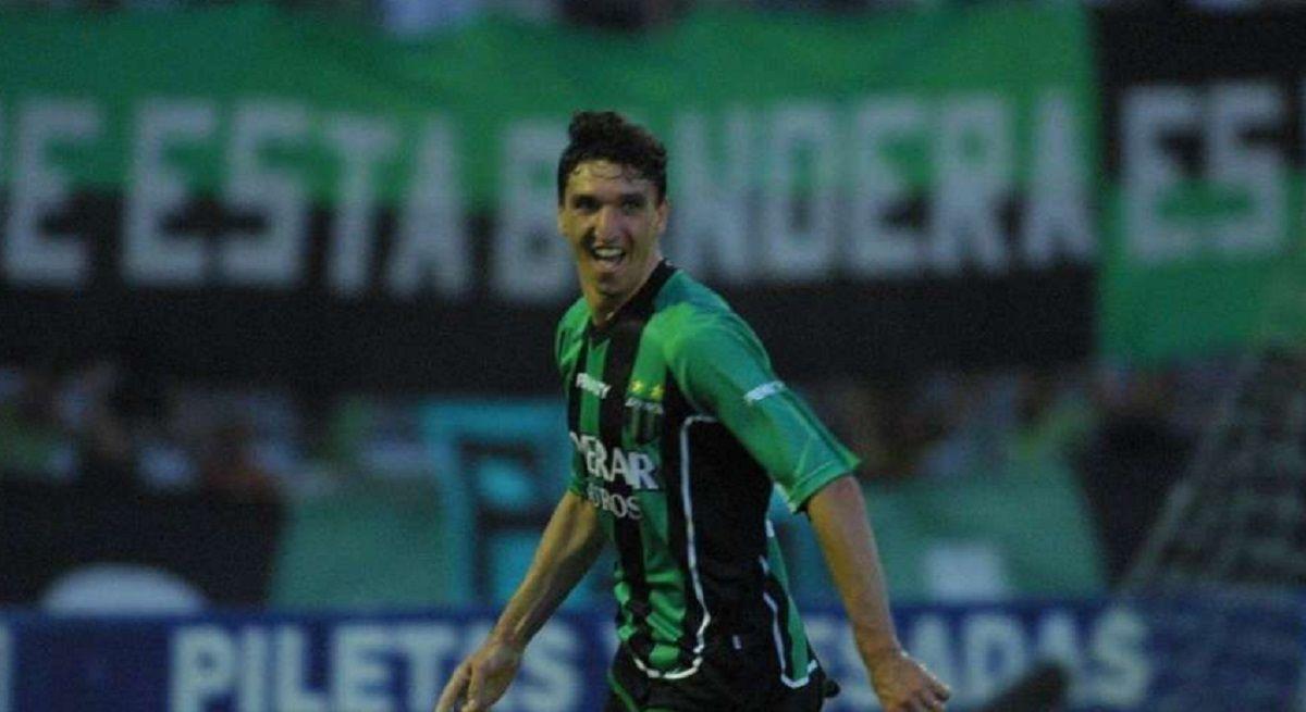El ex futbolista Marcelo Couceiro fue detenido por cometer una entradera en Mataderos