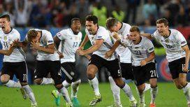 Los alemanes defenderán el título en Rusia