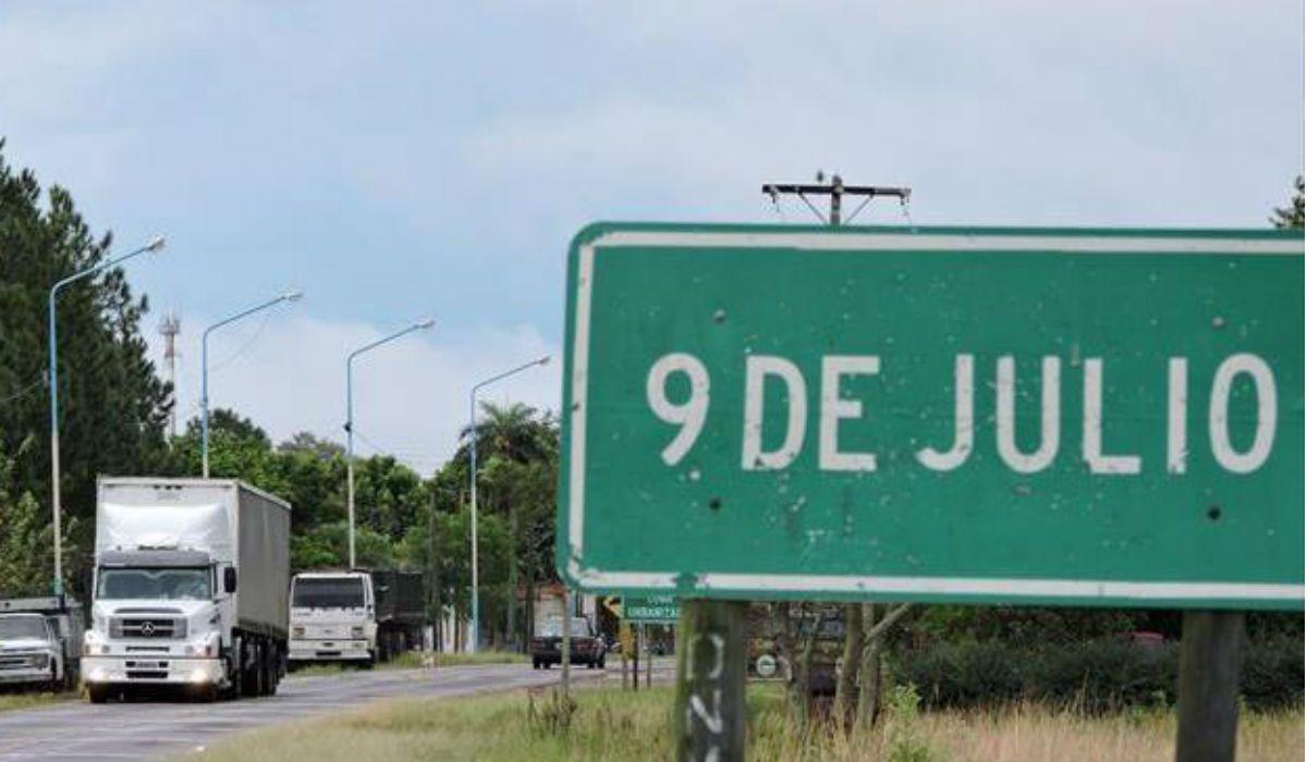 El cuerpo de la mujer apareció en Corrientes