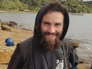 informe final: santiago maldonado se ahogo a pocos minutos de entrar al rio