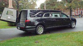 Un coche fúnebre perdió el cadáver - Crédito:Crédito: Flickr/Sarah Gath