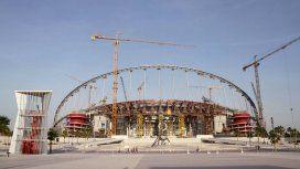 Las obras en Qatar ya provocaron 2000 muertos