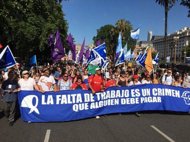 La marcha se extenderá hasta el sábado. (@PrensaMadres).<p></p>