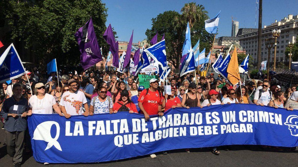 La marcha se extenderá hasta el sábado. (@PrensaMadres).