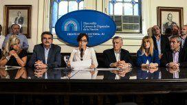Cristina responsabilizó a Macri por su procesamiento: Es un intento de disciplinamiento