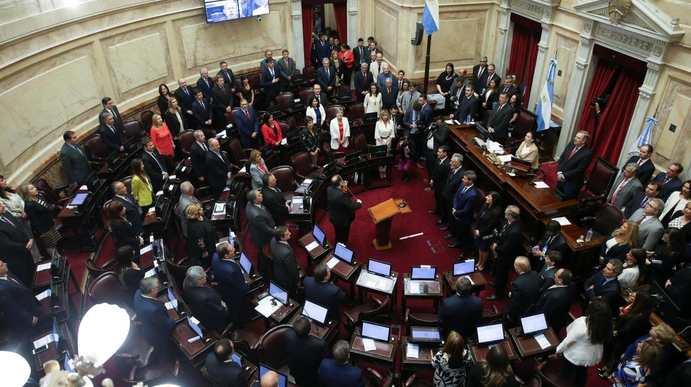 Ingresó al Senado el pedido de desafuero de Cristina Kirchner