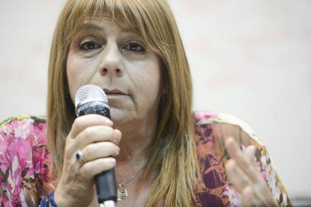 Fiscal Gabriela Baigún.