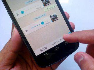 WhatsApp tiene inconvenientes con los audios