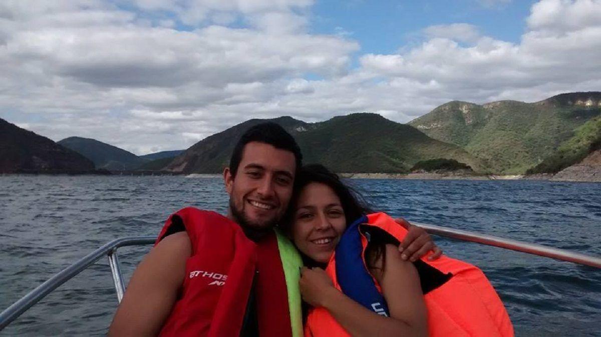Luis Niz y Alejandra Morales