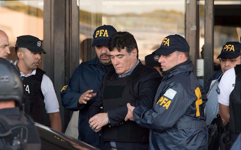 La Justicia rechazó un recurso de Carlos Zannini y el ex funcionario seguirá detenido