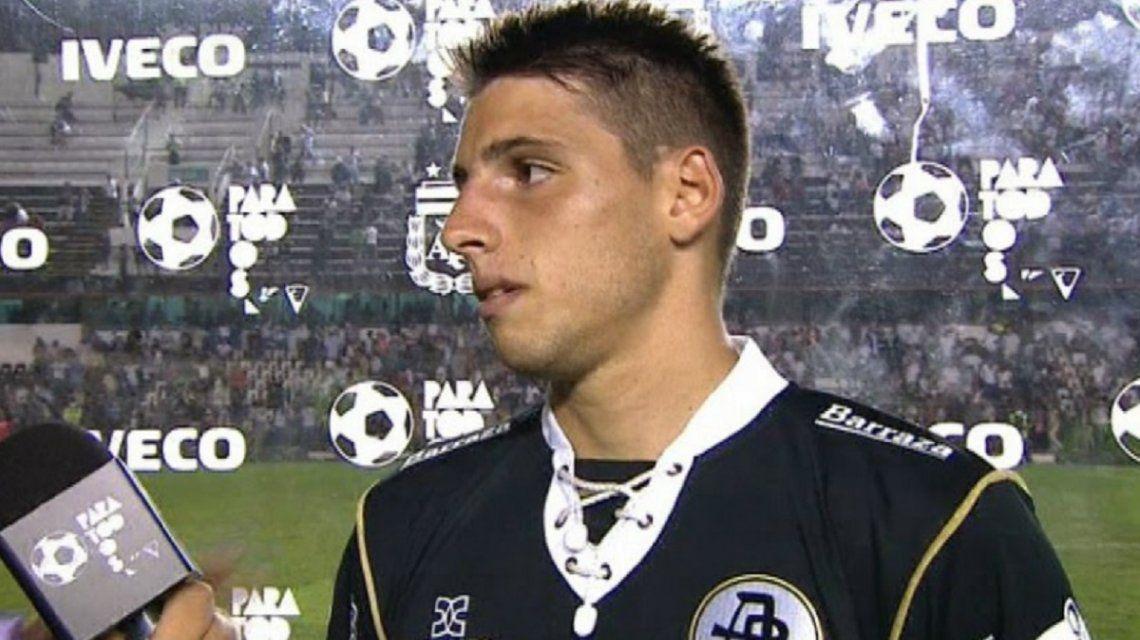 El delantero dejó el club a mediados de 2014 para irse a Boca