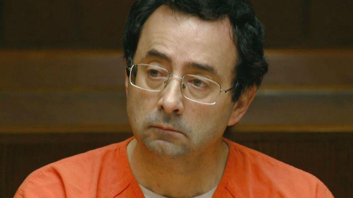 Larry Nassar condenado a 60 años de prisión