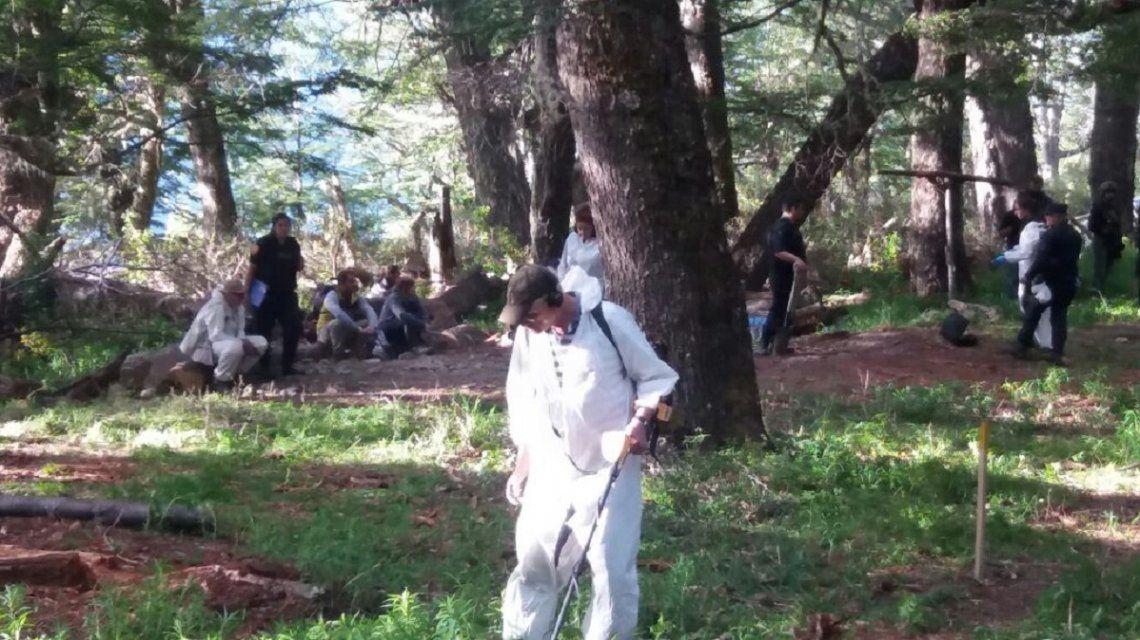En la inspección ocular donde mataron a Rafael Nahuel sólo encontraron vainas de Prefectura