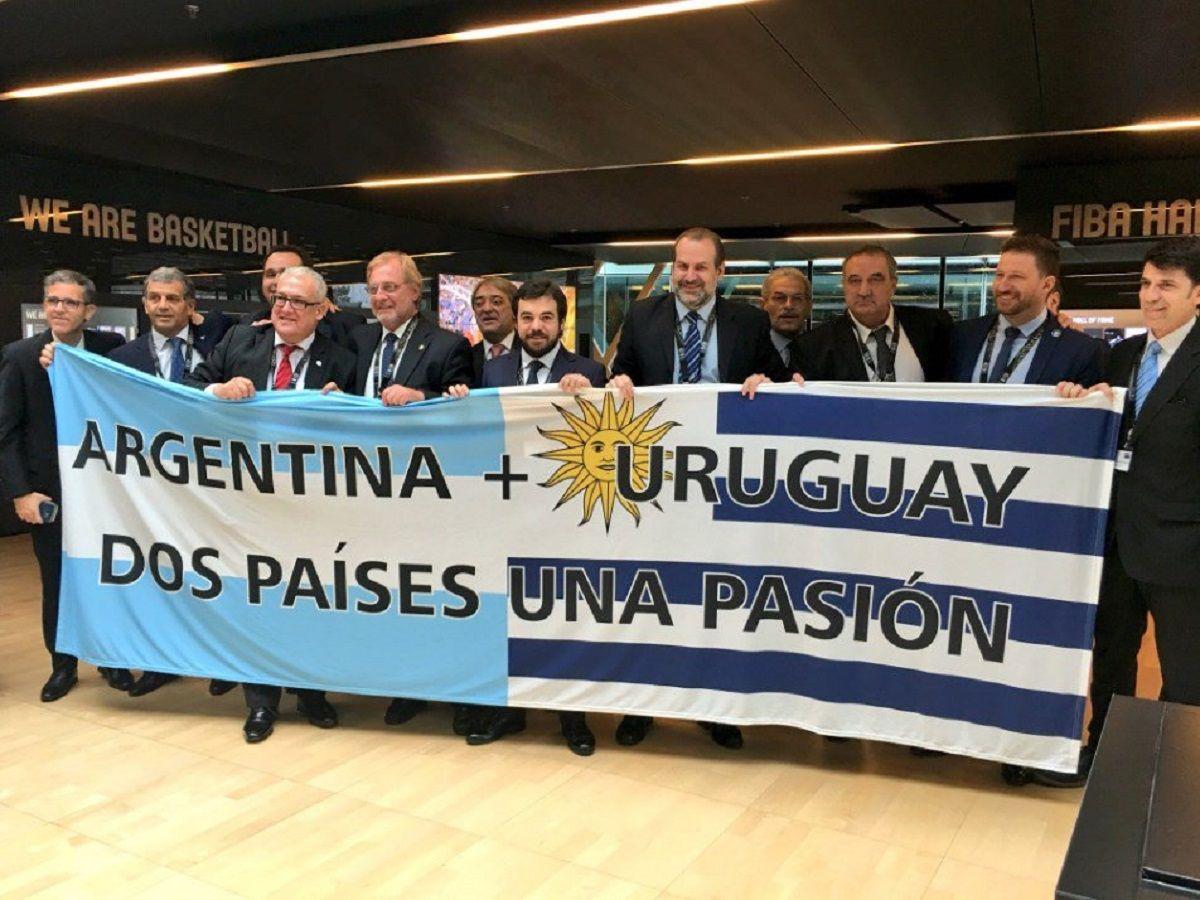 Argentina y Uruguay podrán organizar el Mundial 2027 de Básquet