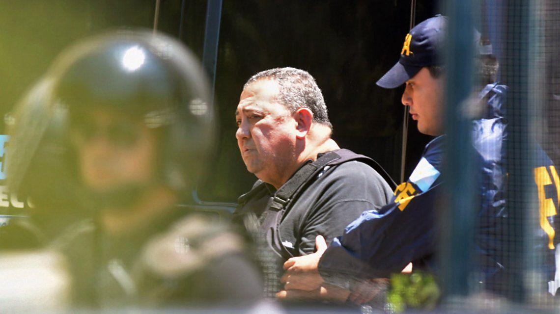 DElía fue arrestado el jueves pasado