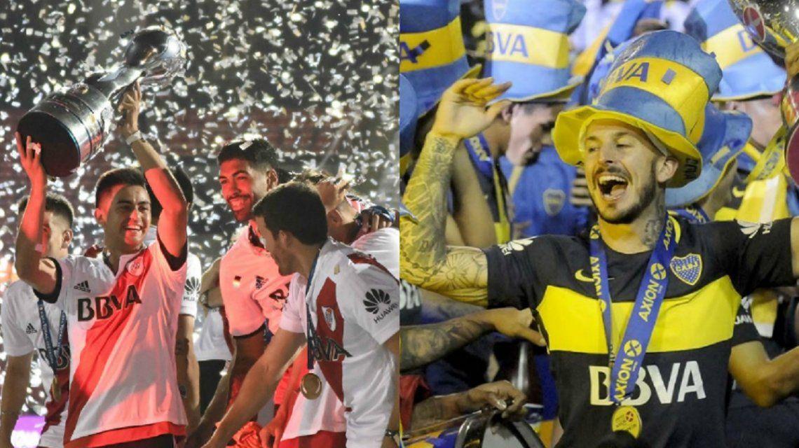 ¡Fin de la polémica! ¿Quién tiene más títulos: River o Boca?
