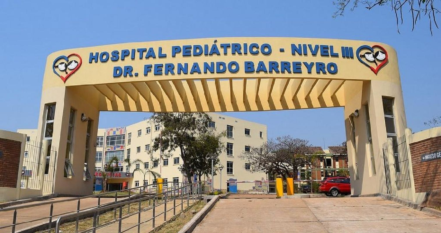 Hospital de Pediatría de Posadas