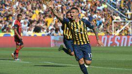 Central le ganó de local a Newell´s en el clásico de Rosario