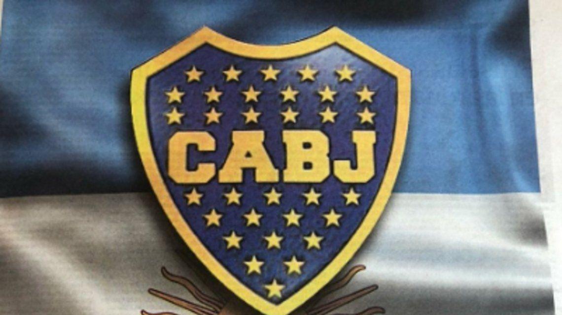 Boca saludó a Macri por sus dos años de mandato y la hinchada destrozó al club