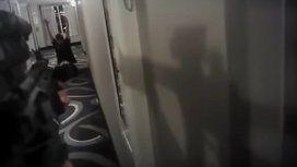 Policía fusiló a un joven arrodillado