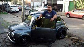 Gustavo era mecánico y tenía 35 años