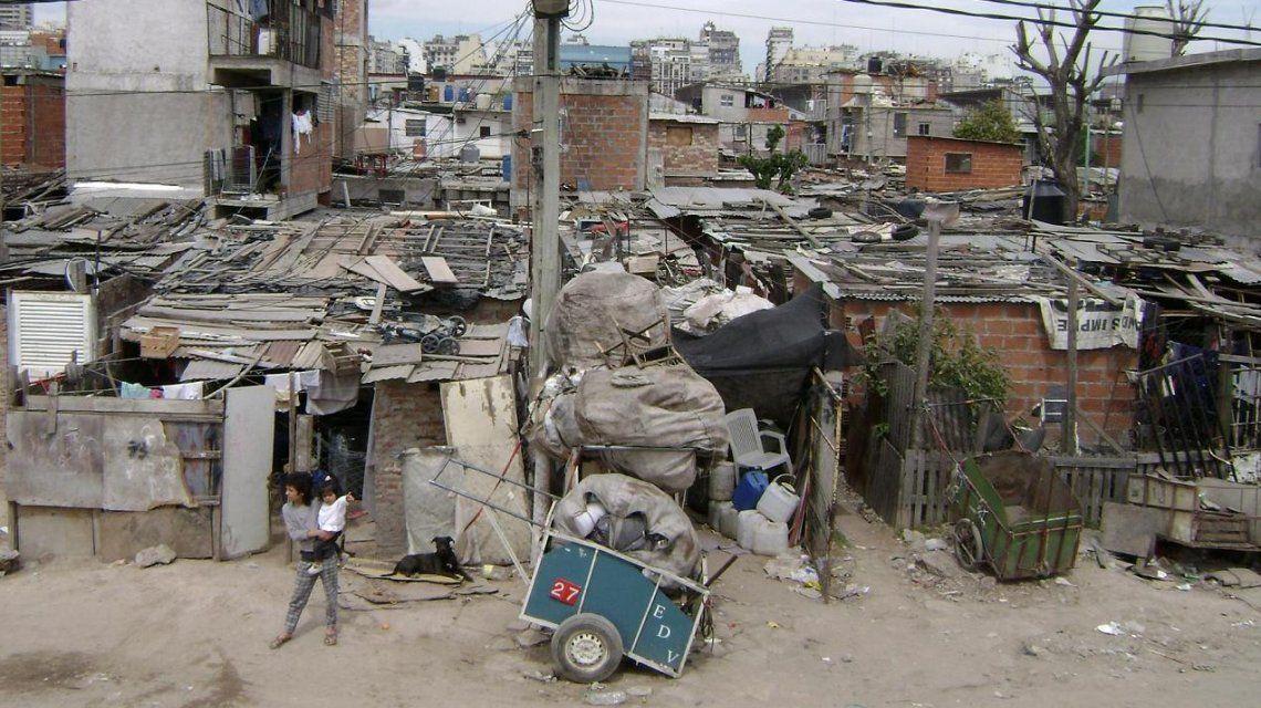 Según la UCA, más del 30% de los argentinos son pobres