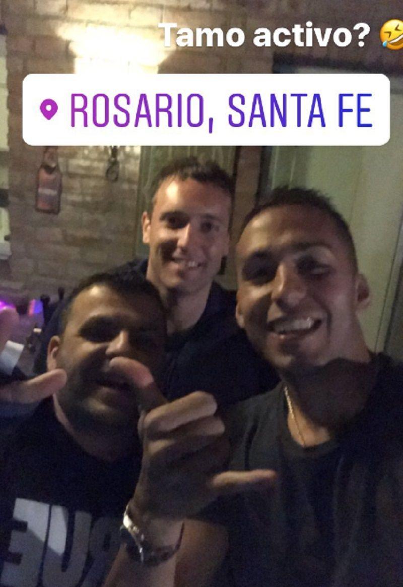 Un defensor de Rosario Central también ridiculizó a Brian Sarmiento tras el clásico