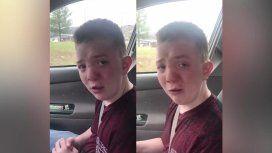 Keaton Jones, víctima de bullying