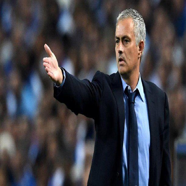 <p>José Mourinho es el DT del Manchester United</p> <p></p>
