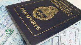 ¿Querías viajar? A partir de hoy, el pasaporte sale casi $1.000