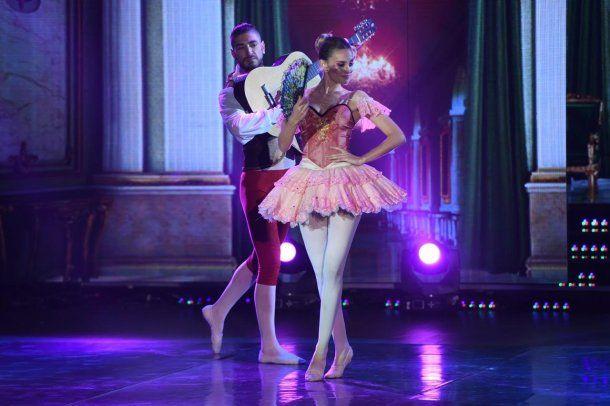 Melina Lezcano bailó, fue a duelo y quedó eliminada<br>