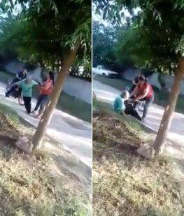 VIDEO: El maltrato a un anciano internado en un geriátrico que causa indignación