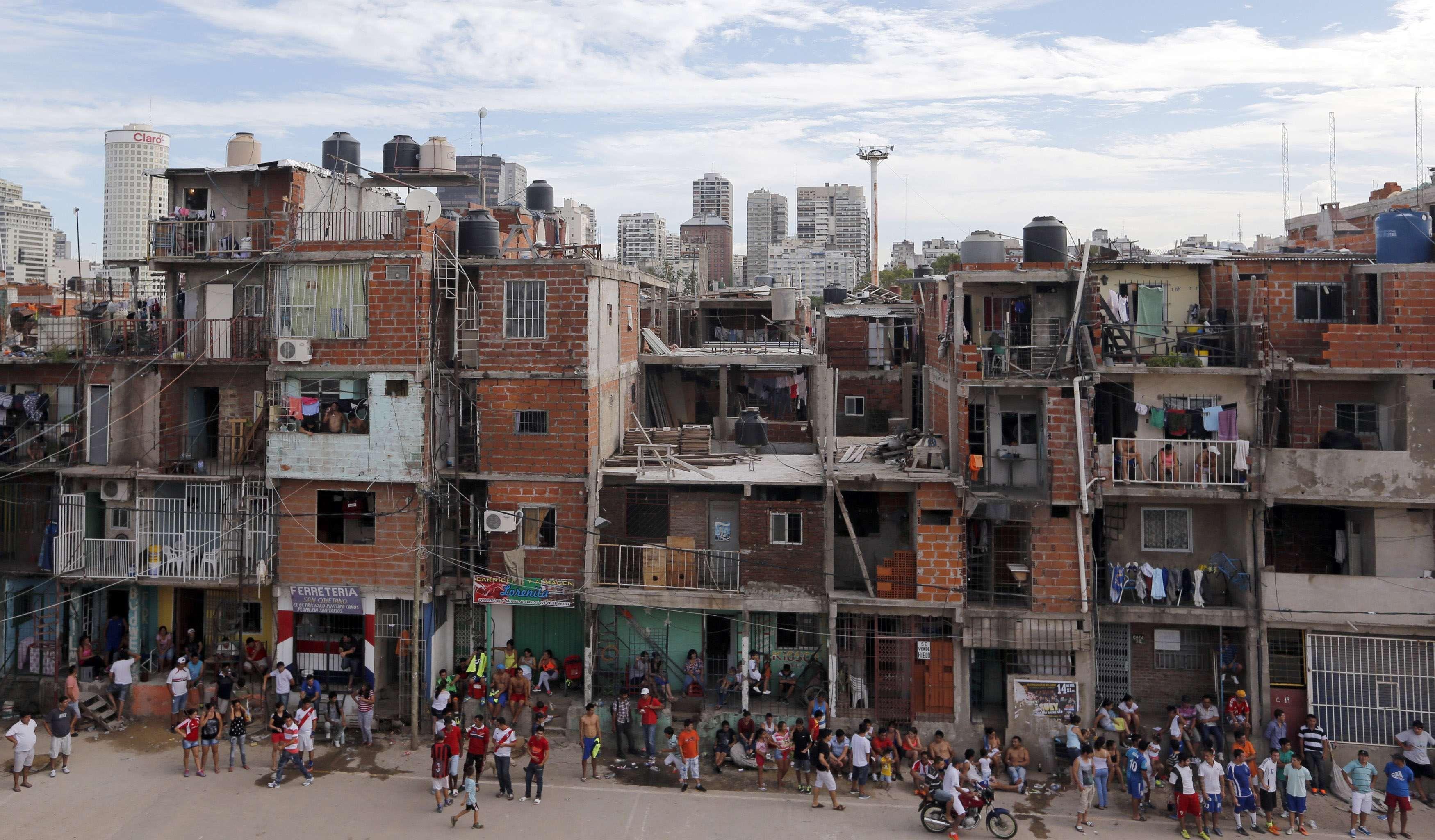 Ambicioso proyecto del macrismo para urbanizar las villas