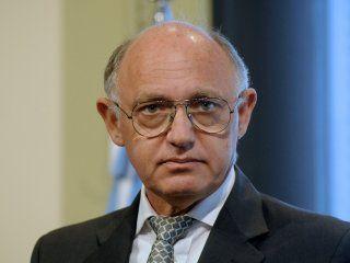Héctor Timerman, ex canciller