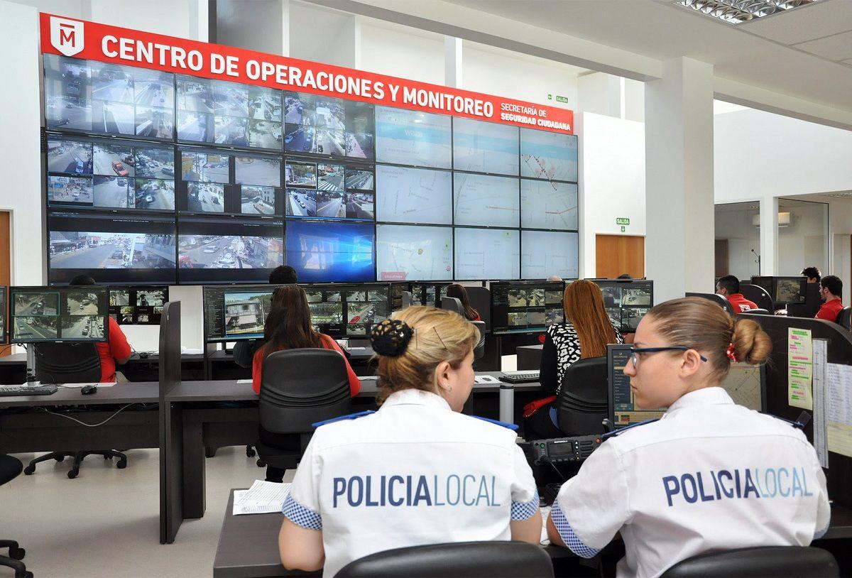 Centro de Operaciones y Monitoreo de Morón