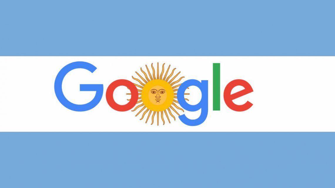 LO más buscado en Google Argentina