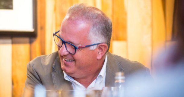 Attilio Pagli, famoso winemaker toscano <br>