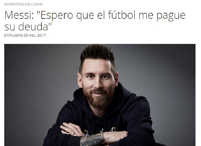 Lionel Messi tomó una frase de Sampaoli y fue por más: ¿qué dijo?
