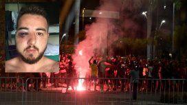 Cobarde agresión a un hincha del Rojo en Brasil: Me rompieron la nariz y el pómulo