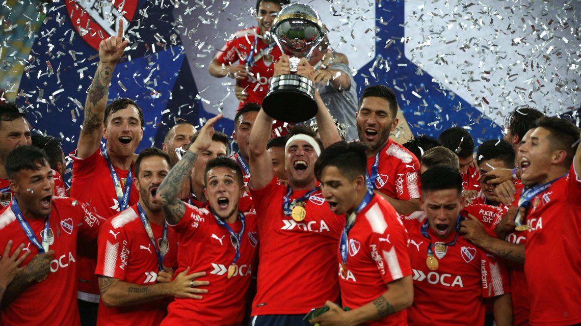 Independiente campeón Copa Sudamericana 2017