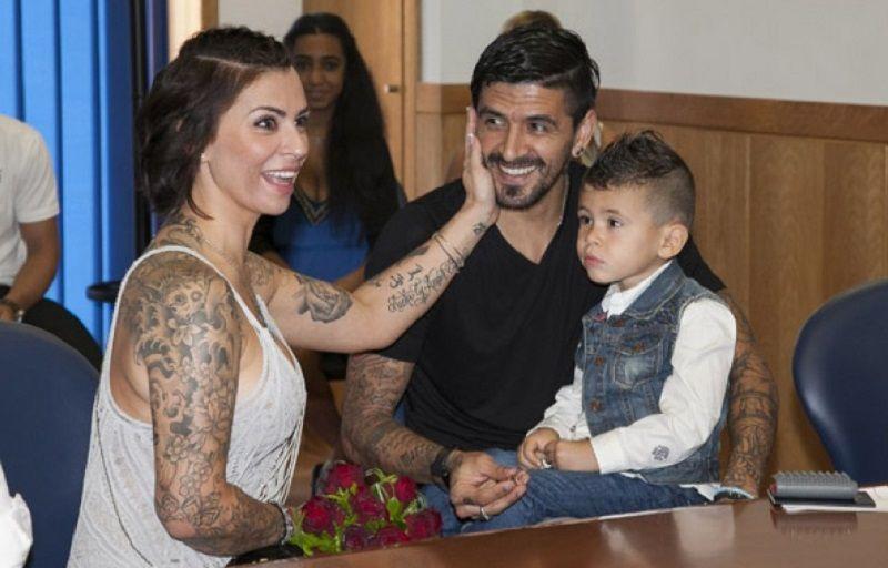 Lucho González, acusado de tentativa de homicidio por su esposa