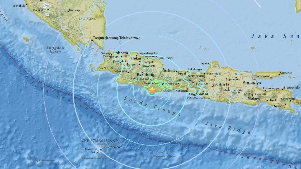 El sismo de 6