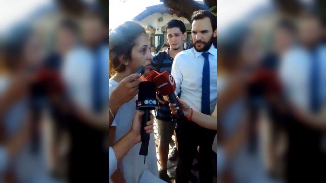 Damiana estuvo 24 horas detenida y fue manoseada por un gendarme