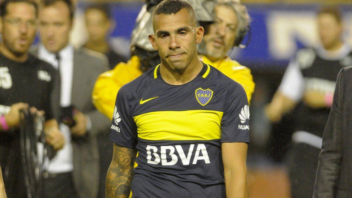 La vuelta de Tevez a Boca se cerraría en estos días
