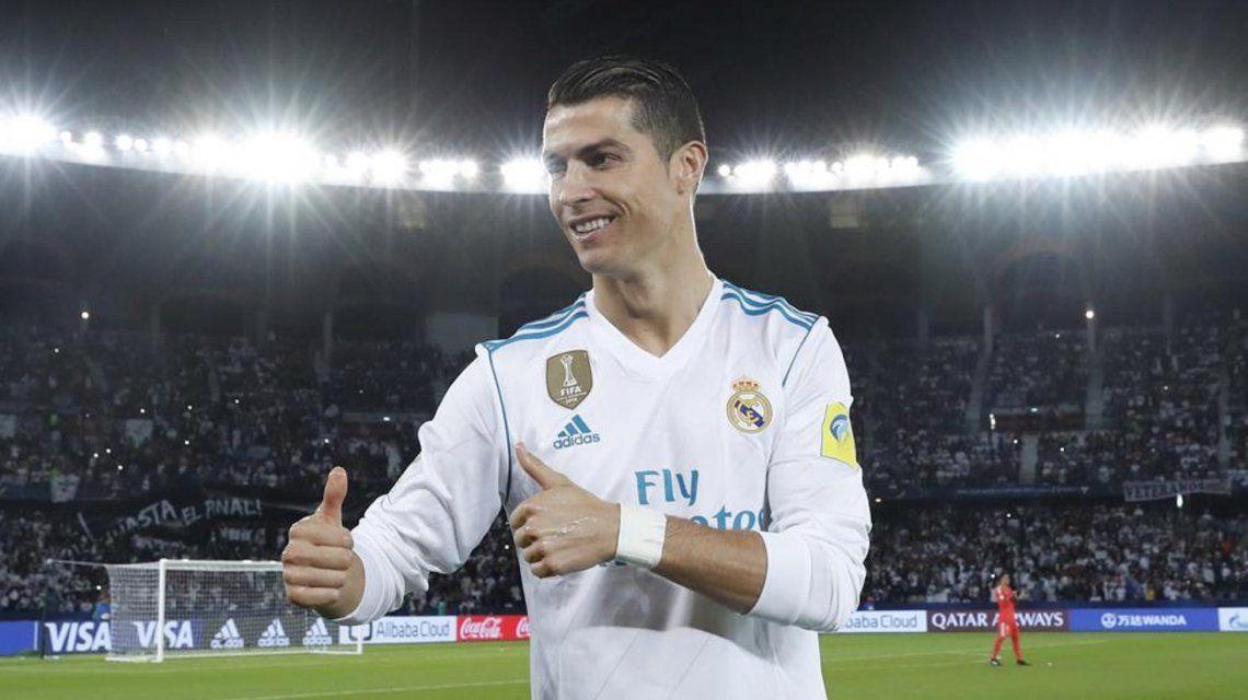 Con un Cristiano Ronaldo brillante, Real Madrid le ganó a Gremio la final del Mundial de Clubes