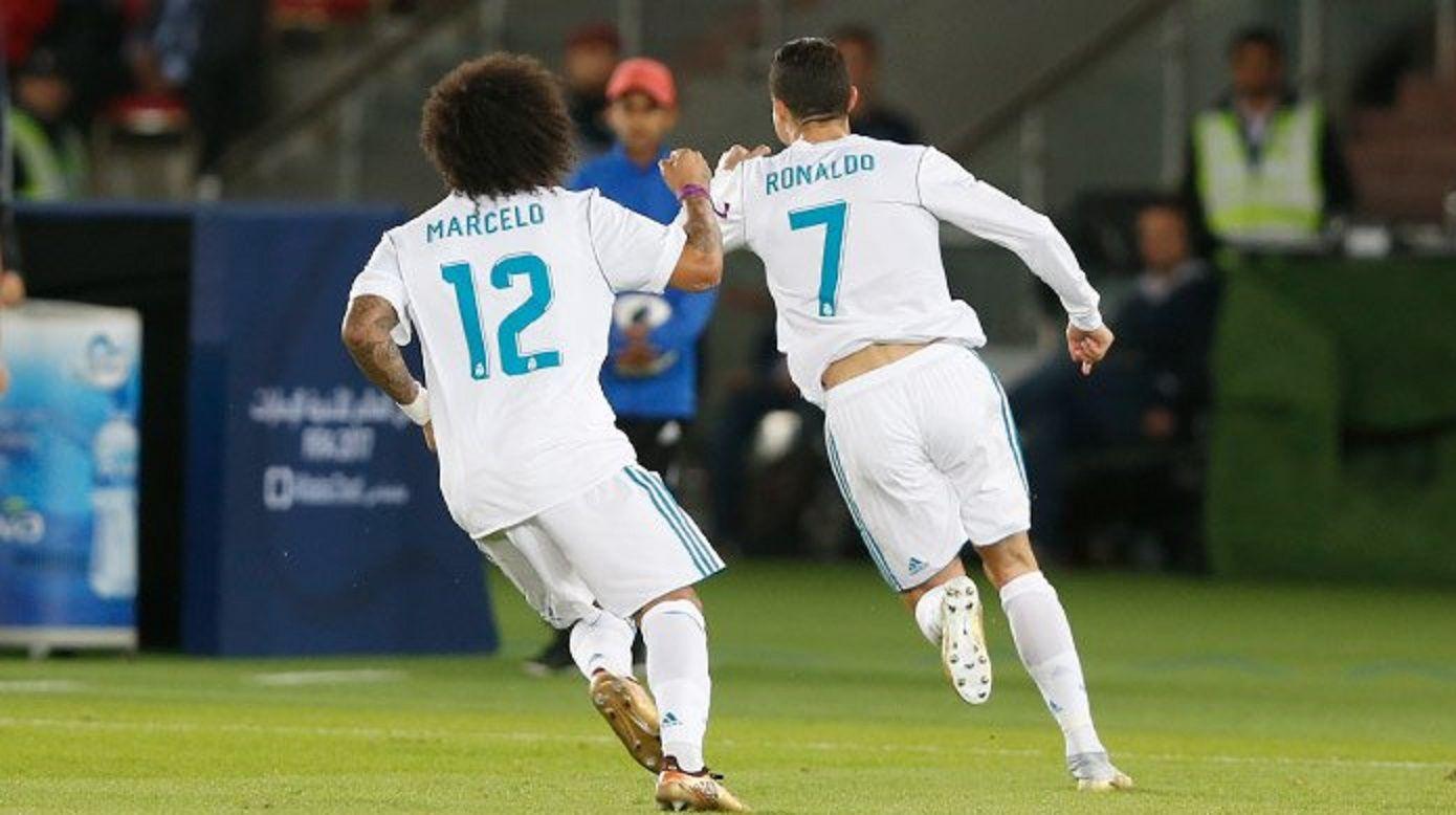 Cristiano Ronaldo le da su sexto título del mundo a Real Madrid