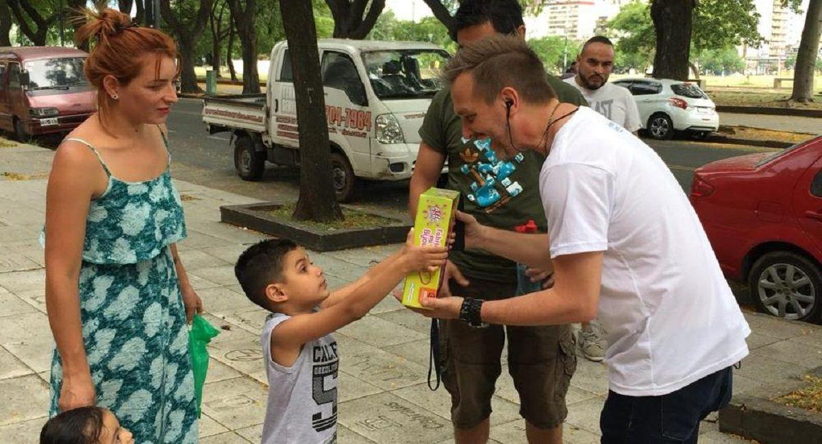 Gran jornada solidaria para la Casa Garrahan: se juntaron unos 8 mil juguetes