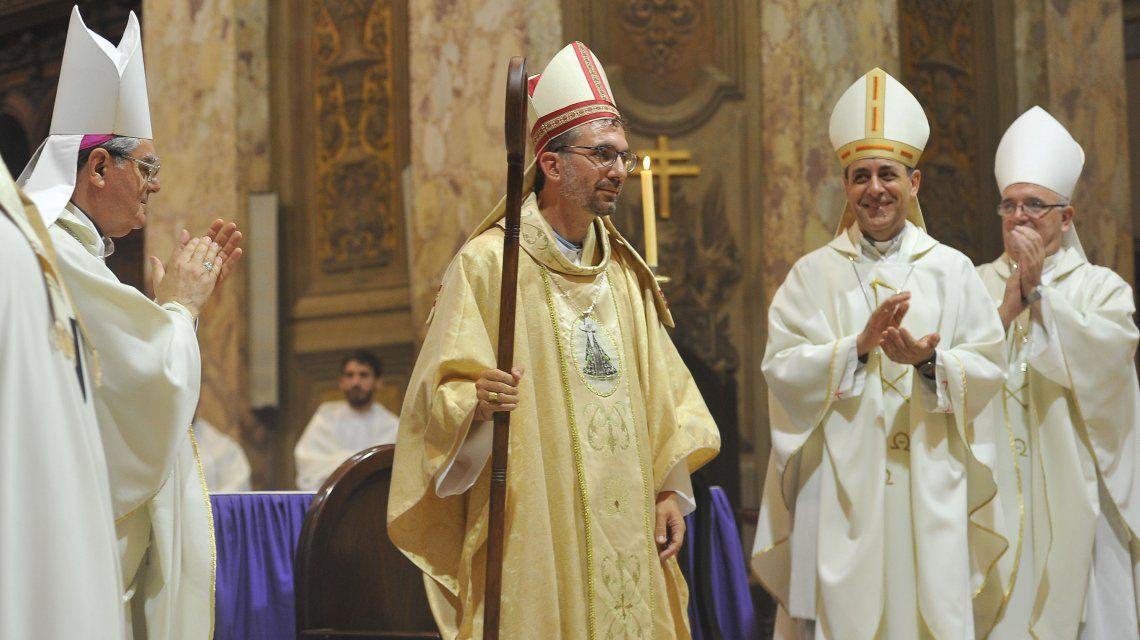 El cura villero Gustavo Carrara ahora es obispo auxiliar de la Ciudad
