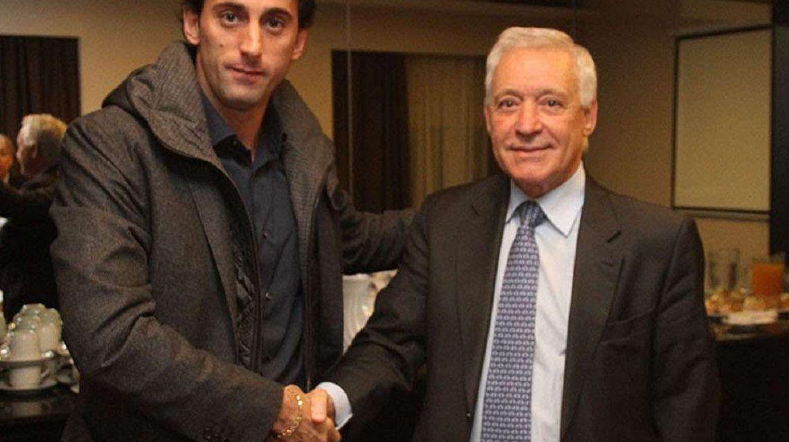 Racing confirmó que Diego Milito será su secretario técnico